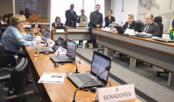 Resultados das auditorias do TCU nas políticas públicas de saúde são apresentados em audiência no Senado