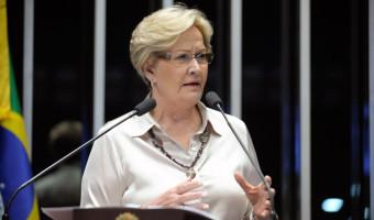 Ana Amélia defende ação da Operação Lava Jata no depoimento de Lula