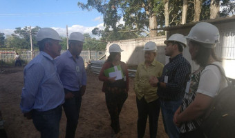 Senadora renova apoio para conclusão de obras no Hospital Escola da UFPel