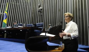 Dizer que há conluio contra Lula é um devaneio, diz senadora