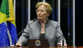 Ana Amélia defende voto impresso nas eleições deste ano