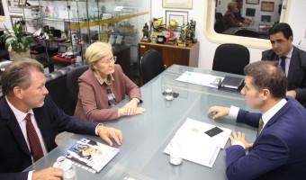 Ana Amélia buscará ajuda na Casa Civil para municípios atingidos pela seca