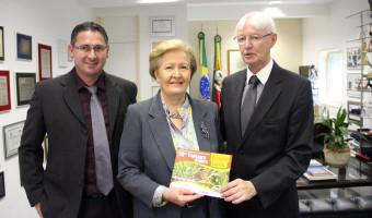 Ana Amélia confirma presença no lançamento da ExpoAgro Afubra