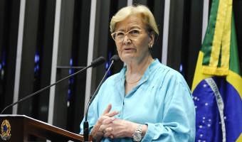 Ana Amélia destaca alternativa à crise enfrentada por produtores de leite e de arroz