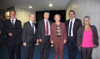 Reitores buscam em Brasília apoio para universidades comunitárias