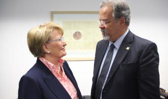 Ministro da Defesa recebe pedido de convênio entre Prefeitura de Santa Maria e Exército