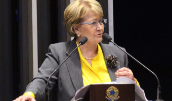 Ana Amélia reforça importância do combate à corrupção ao citar reportagem que apontou prejuízo de R$ 123 bilhões