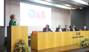 Nova diretoria da Associação Nacional dos Procuradores é empossada em Brasília