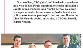 Jornal do Comércio: Eduardo Bins Ely - Perspectivas
