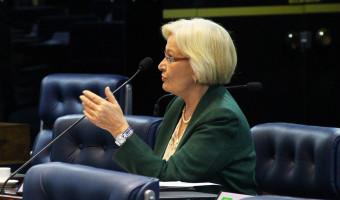 Ana Amélia cobra agilidade na indicação de parlamentares que integrarão CPI dos Fundos de Pensão