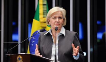 Atuação do juiz Sérgio Moro na Operação Lava-Jato é defendida pela senadora Ana Amélia