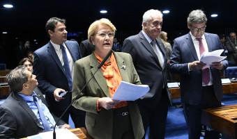 Senado mantém atuais índices de divisão do FPM até 2020