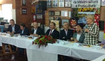 Frente em Defesa da Produção Nacional de Uvas, Vinhos e Espumantes cobra redução do IPI