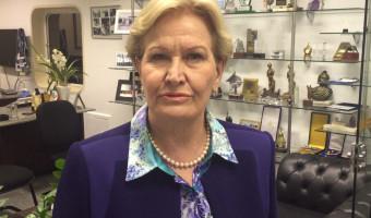 Senadora convida população a ir para as ruas em defesa da Operação Lava Jato