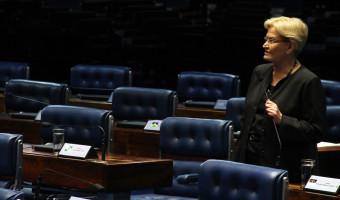 Judiciário, MP e PF têm comportamento enérgico e exemplar, defende senadora Ana Amélia