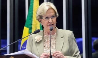 Proposta de regime semiparlamentarista é 'mero casuísmo', afirma Ana Amélia