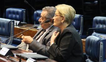 Mesmo com posição de independência, Ana Amélia cobra saída do PP da base do governo