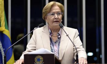 Ana Amélia lidera ranking que avalia desempenho dos políticos