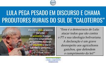 Ana Amélia exige respeito aos produtores ao comentar declarações do ex-presidente Lula
