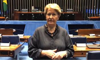 Decisão do STF poderá estimular impunidade e enfraquecer a Lava Jato, critica senadora