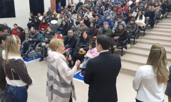 Senadora reafirma apoio a projeto que amplia recursos para educação especial