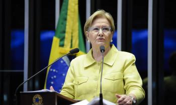 Manifestação de ministros do STF sobre 10 Medidas e Foro Privilegiado é alerta para o Congresso, diz Ana Amélia