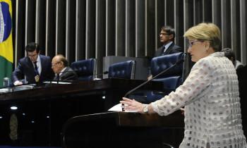Projetos aprovados, relatorias e economia no gabinete: confira o balanço das atividades da senadora Ana Amélia em 2017