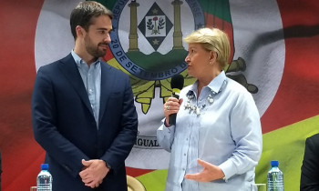 Ana Amélia é anunciada para comandar a Secretaria de Relações Federativas e Internacionais do RS
