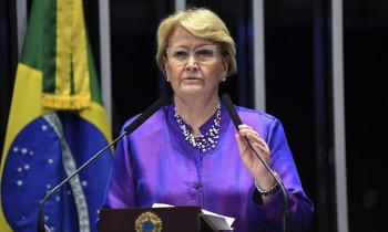 Cinco leis e uma emenda aprovadas, 70% de economia e mais de R$ 180 milhões em emendas: Ana Amélia faz balanço do mandato