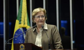 """""""Não podemos admitir ameaças e incitação à violência"""", alerta Ana Amélia ao comentar discurso de lideranças do PT"""